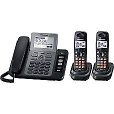 Panasonic KX TG9472B DECT 60 Expandable