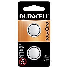 Duracell DuraLock Power Preserve Lithium Batteries