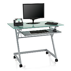 Mobile Computer Station Desk 29 12