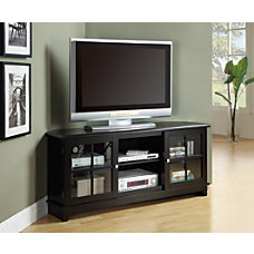 Monarch Specialties TV Stand For Flat