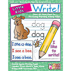 Scholastic Little Kids Write