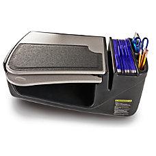 AutoExec GripMaster Car Desk Gray Standard