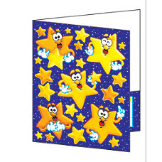 Scholastic 2 Pocket Folder Look To