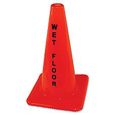Impact Products Wet Floor Orange Safety
