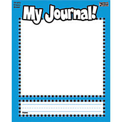 Scholastic My Journal Primary 7 x