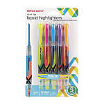 FORAY Dual End Pen Style Highlighters