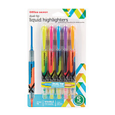 Office Depot Brand Dual End Pen