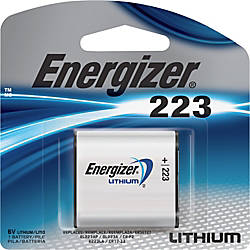Energizer 223 e2 Lithium Photo 6