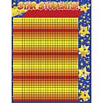Scholastic Practice Chart Star Students Incentive
