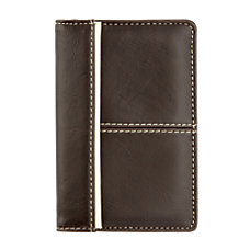 FORAY Business Card Wallet Brown