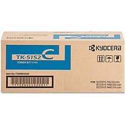 Kyocera TK 5152C Original Toner Cartridge
