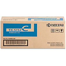 Kyocera TK 5152C Original Toner Cartridge