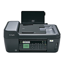 lexmark prospect pro205 wireless all in one printer copier scanner fax by office depot officemax. Black Bedroom Furniture Sets. Home Design Ideas