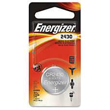 Energizer 3 Volt Lithium WatchElectronic Battery