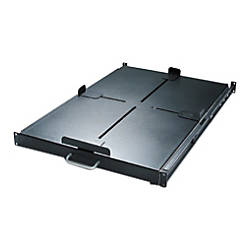 Schneider Electric Sliding Shelf 200lbs91kg Black