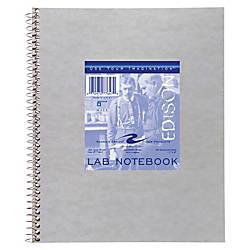 Roaring Spring Wirebound Lab Notebook 50