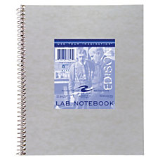 Roaring Spring Wirebound Lab Notebook 50