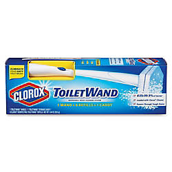 Clorox ToiletWand Disposable Cleaning System 6