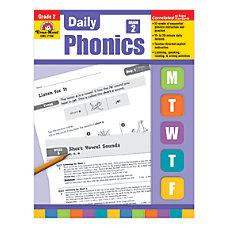 Evan Moor Daily Phonics Practice Grade