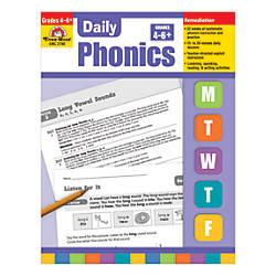 Evan Moor Daily Phonics Practice Grades