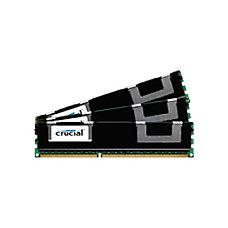 Crucial 24GB kit 8GBx3 240 pin