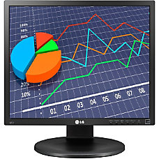 LG 19MB35PM B 19 LED LCD
