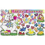 Scholastic Easter Display