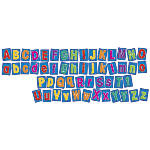 Scholastic ABC Letters Display 18 x