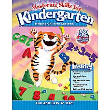 Carson Dellosa Mastering Skills For Kindergarten