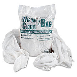 Bag A Rags Office Snax Cotton
