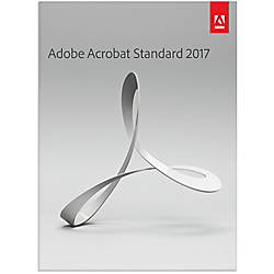 Adobe Acrobat Standard 2017 Download Version