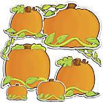 Scholastic Bulletin Board Accents Pumpkin 9