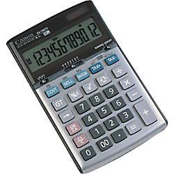Canon KS 1200TS Simple Calculator