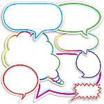 Scholastic Bulletin Board Accents Dialogue 9