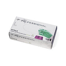 Medline Professional Powder Free Nitrile Exam