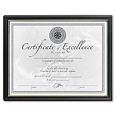 DAX Certificate Frame 8 12 x