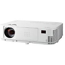 NEC Display NP M282X 3D Ready