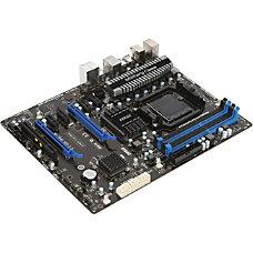 MSI 990FXA GD65V2 Desktop Motherboard AMD