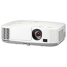 NEC Display NP P401W LCD Projector
