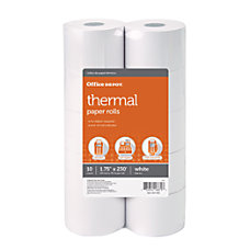 Office Depot Brand Adding Machine Thermal
