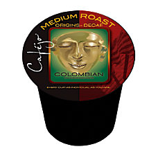 Cafejo Decaf Colombian Single Serve Cups