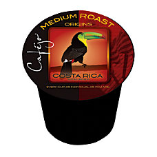 Cafejo Costa Rica Single Serve Cups