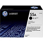 HP 55A Black Original Toner Cartridge