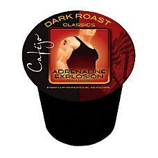 Cafejo Adrenaline Explosion Single Serve Cups