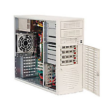 Supermicro SuperWorkstation 5033C T Barebone System