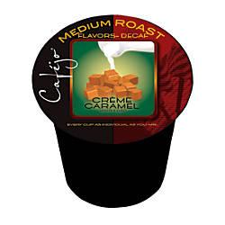 Cafejo Caramel Creme Decaffeinated Single Serve