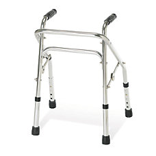 Guardian Pediatric Folding Walker Gray