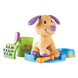 New Sprouts Pup Play Activity Set