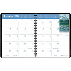 House of Doolittle Earthscapes Monthly Planner