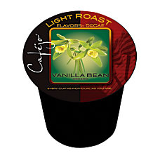Cafejo Decaf Vanilla Bean Single Serve